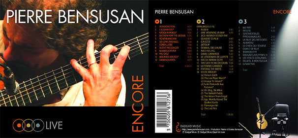 Encore album artwork